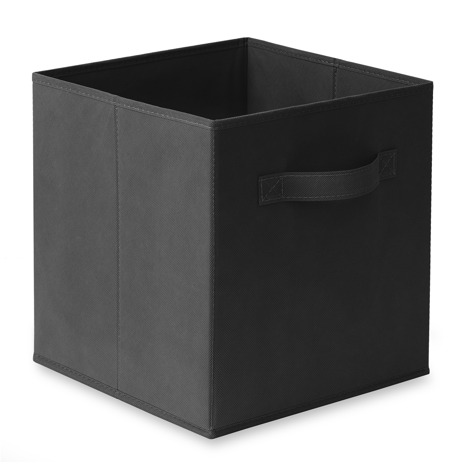 6-Collapsible-Foldable-Cloth-Fabric-Cubby-Cube-Storage-Bins-Baskets-for-Shelves thumbnail 10