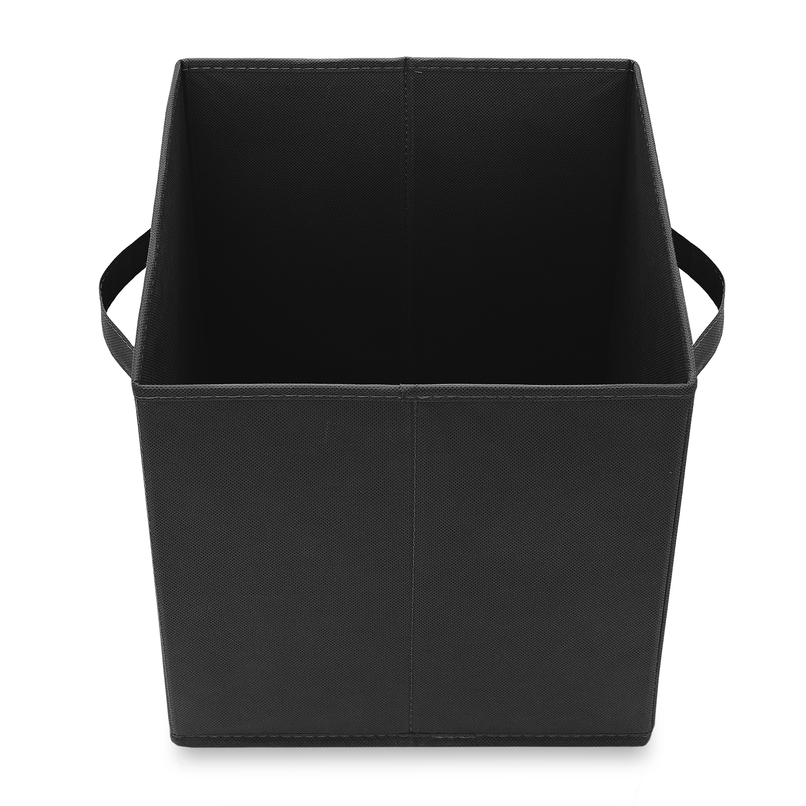 6-Collapsible-Foldable-Cloth-Fabric-Cubby-Cube-Storage-Bins-Baskets-for-Shelves thumbnail 12