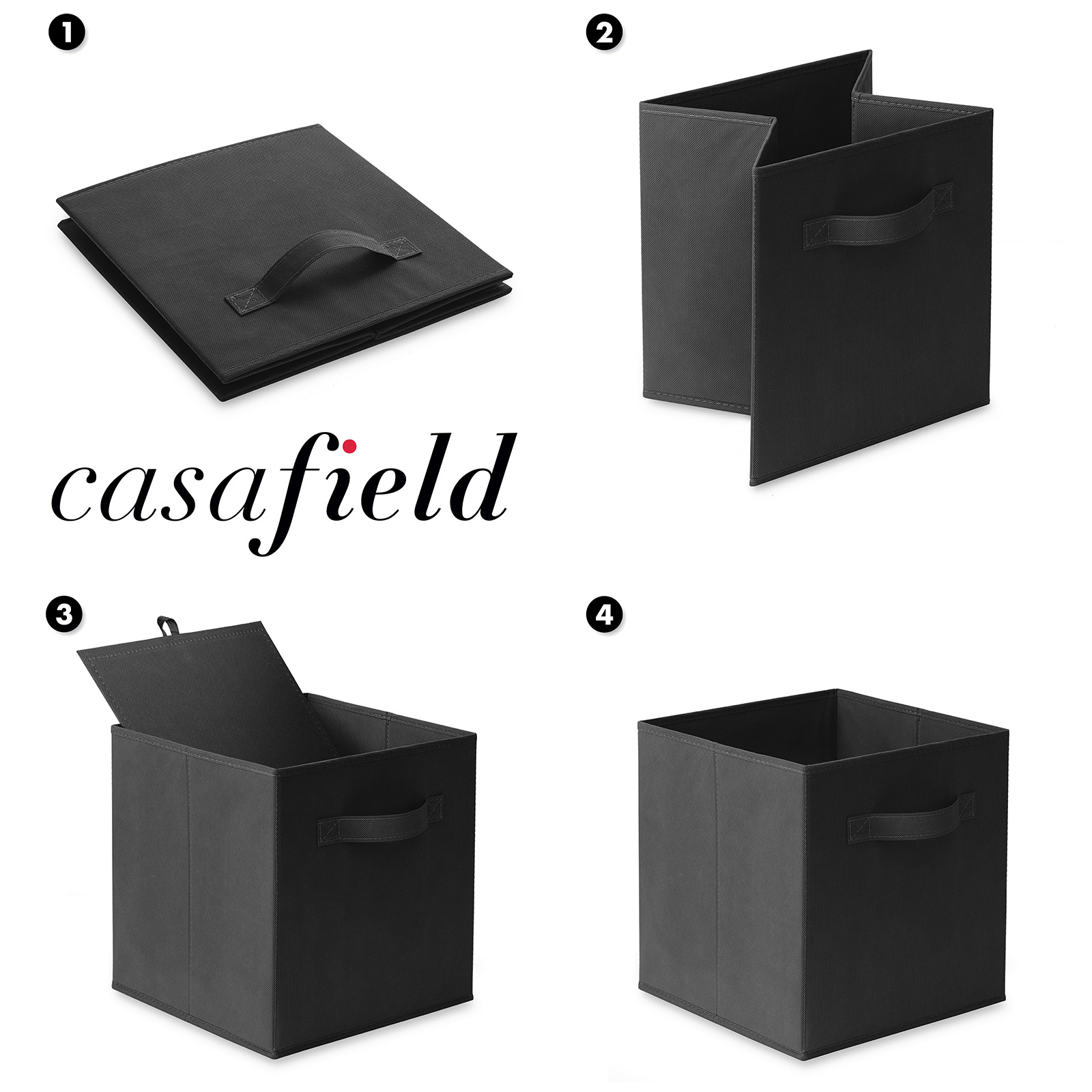 6-Collapsible-Foldable-Cloth-Fabric-Cubby-Cube-Storage-Bins-Baskets-for-Shelves thumbnail 14