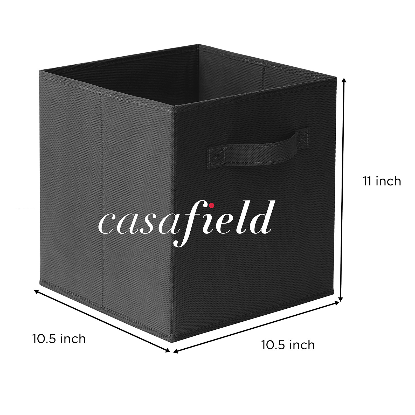 6-Collapsible-Foldable-Cloth-Fabric-Cubby-Cube-Storage-Bins-Baskets-for-Shelves thumbnail 15