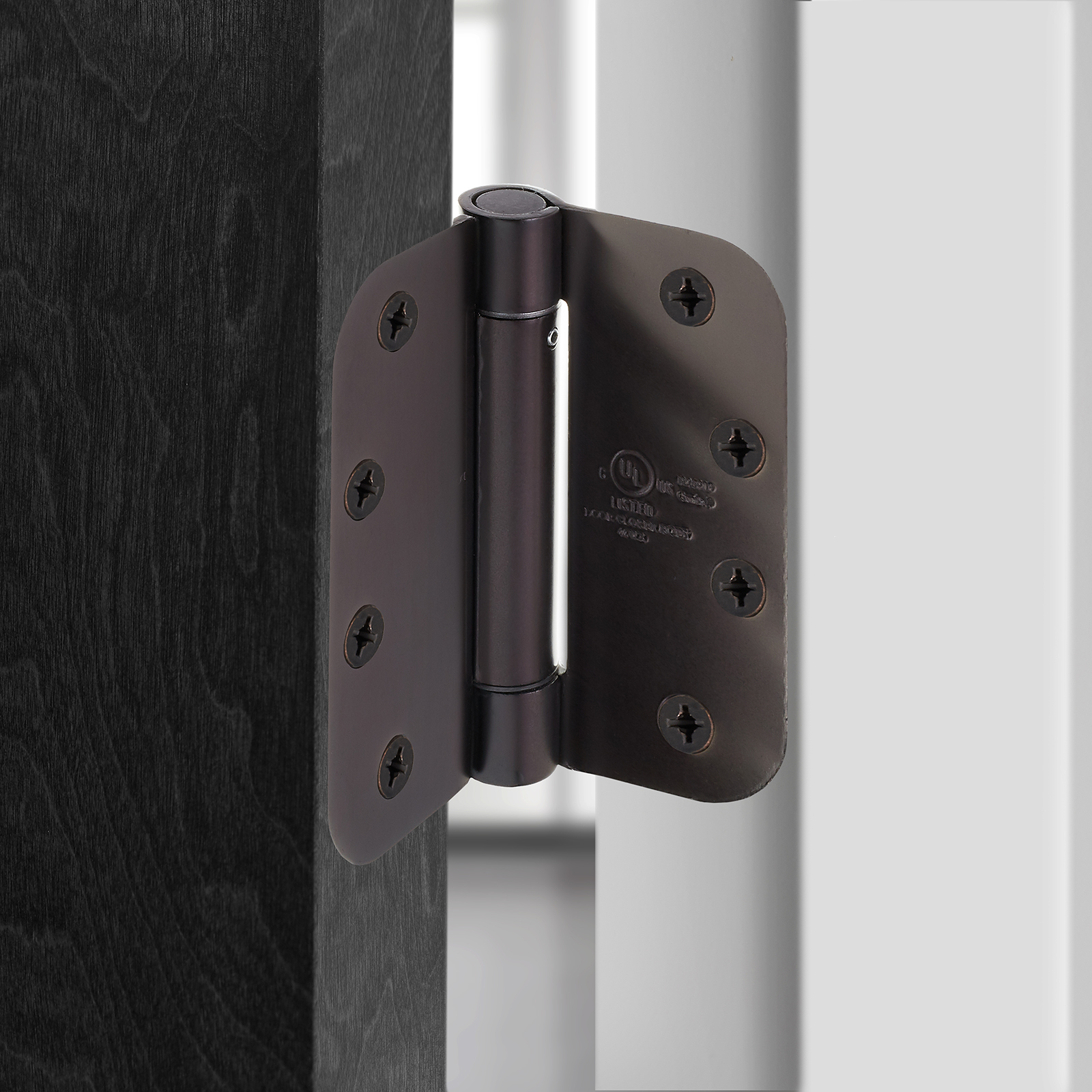 2-Pk-Self-Closing-Spring-Door-Hinge-4-034-x-5-8-034-Radius-UL-Listed thumbnail 13