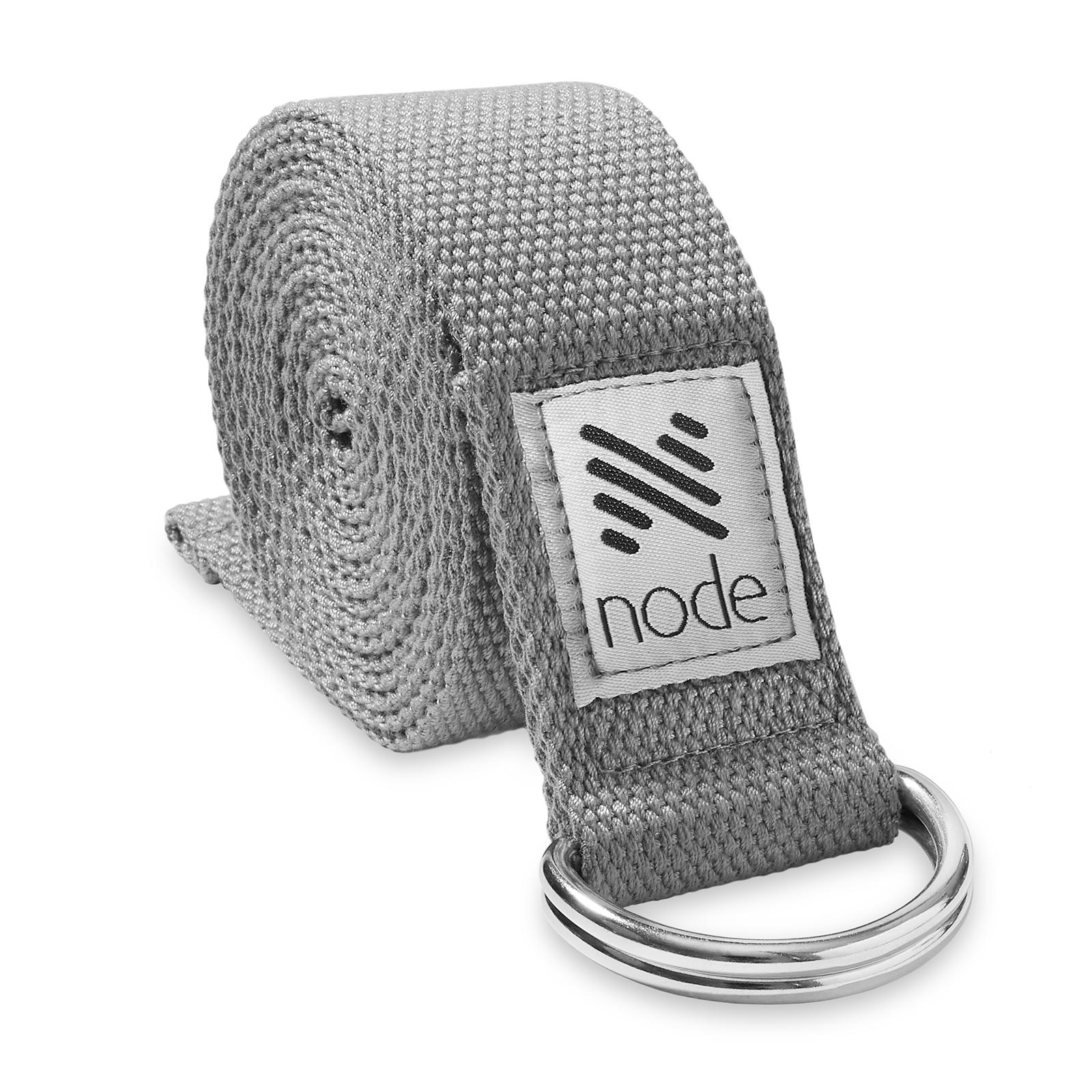 7-1-2-039-Woven-Cotton-Blend-Yoga-Strap-Stretching-Exercise-Prop-Belt thumbnail 8