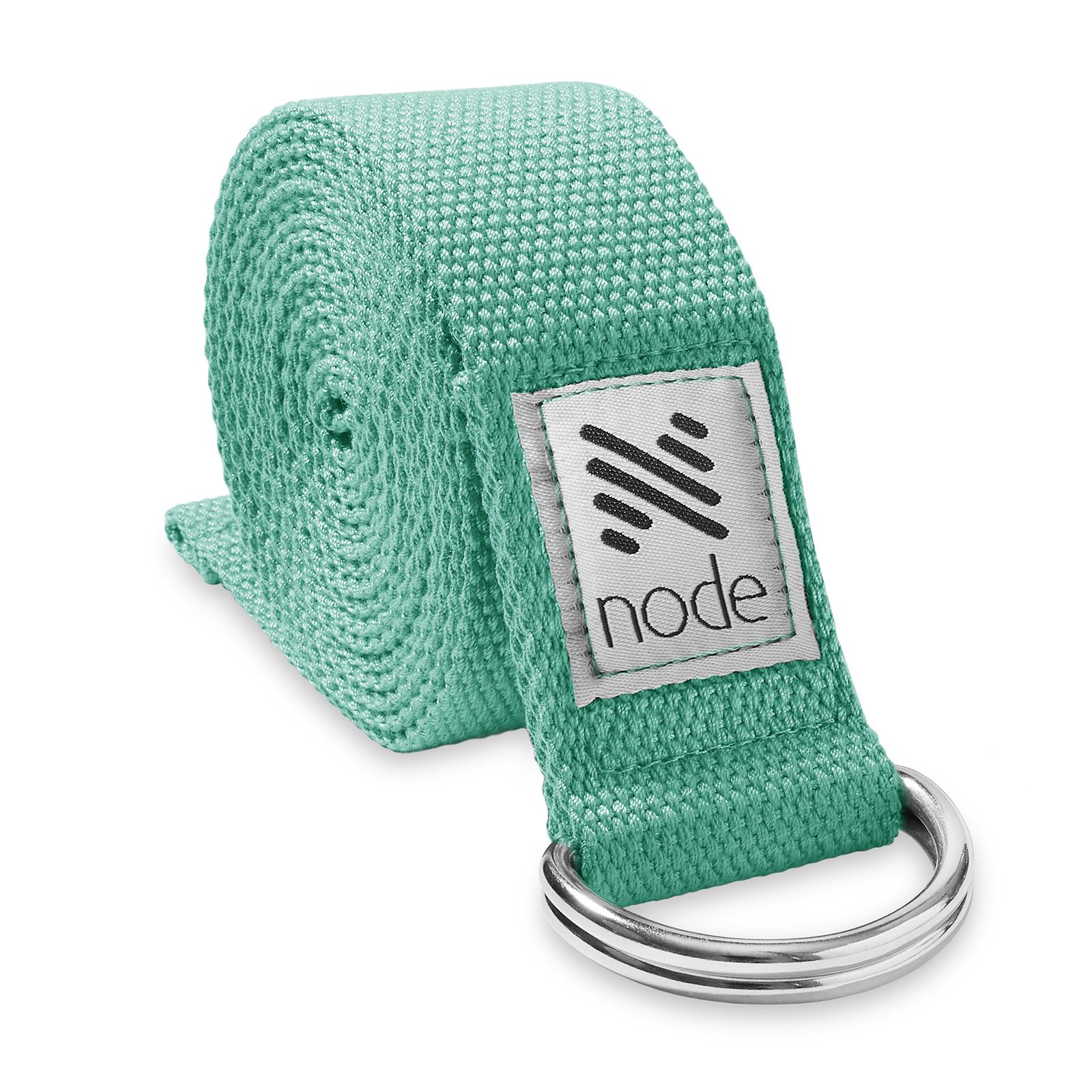 7-1-2-039-Woven-Cotton-Blend-Yoga-Strap-Stretching-Exercise-Prop-Belt thumbnail 33