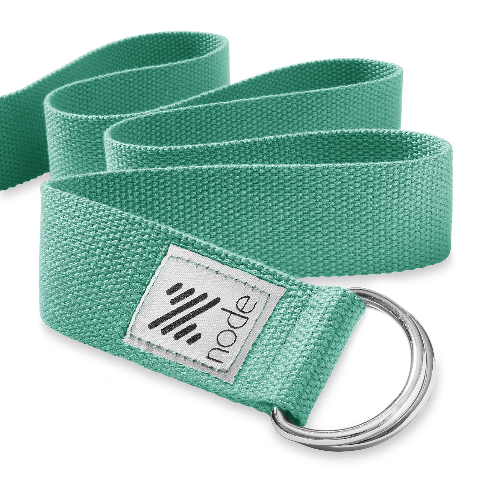 7-1-2-039-Woven-Cotton-Blend-Yoga-Strap-Stretching-Exercise-Prop-Belt thumbnail 34