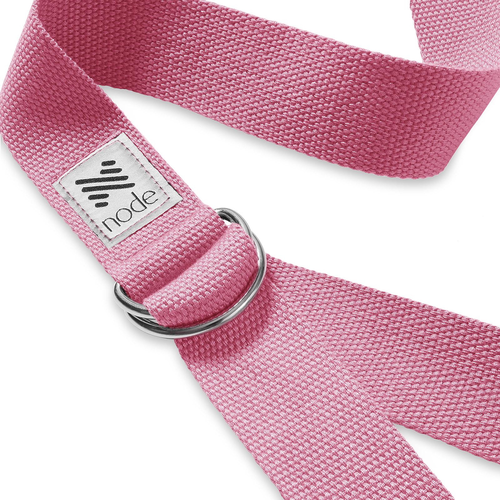 7-1-2-039-Woven-Cotton-Blend-Yoga-Strap-Stretching-Exercise-Prop-Belt thumbnail 20