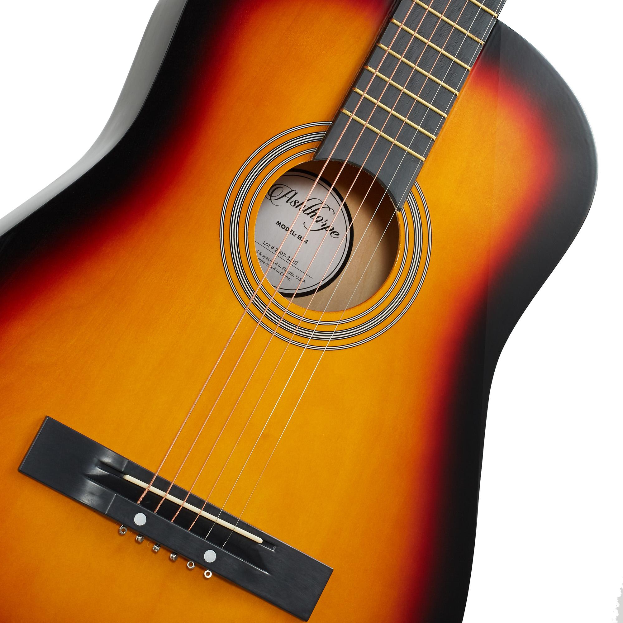 Image 33 - 38-inch Beginner Acoustic Guitar Package, Kids Starter Bundle Kit & Accessories