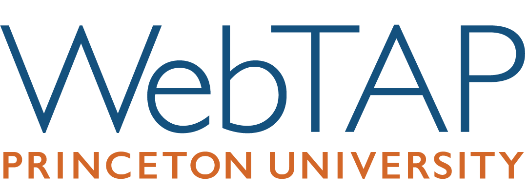 Princeton Web Transparency & Accountability Project (WebTAP)