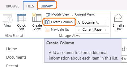 Create Column