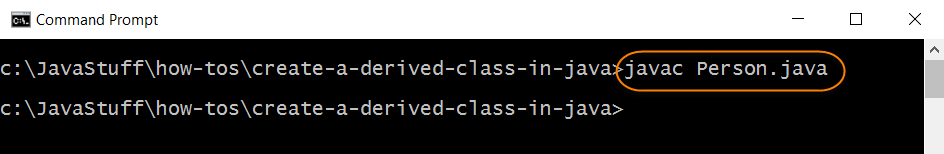 Compile Source for Super Class