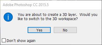 3D Message
