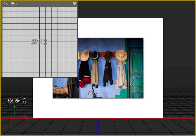 3D Image Window