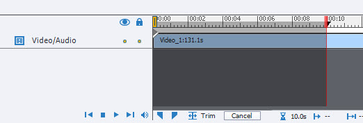 How to Trim a Video in Adobe Captivate | Webucator