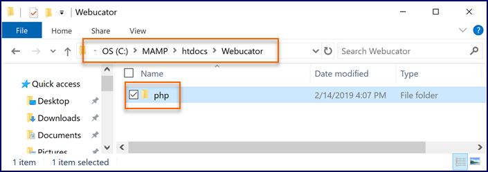 Path to Class Files - Windows