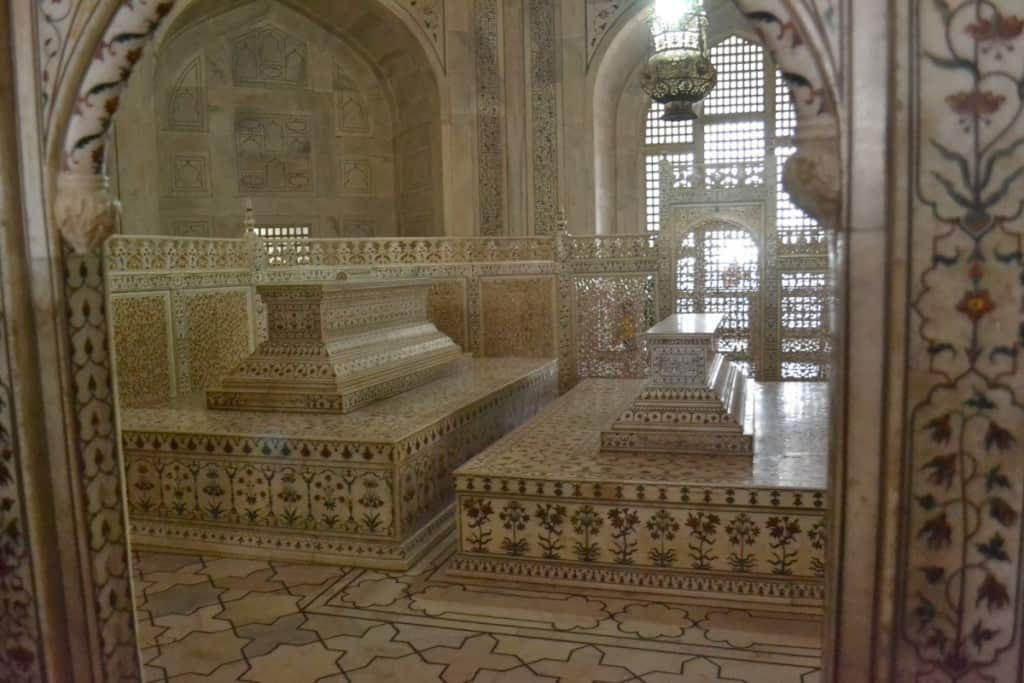 Tomb of emperor and his wife