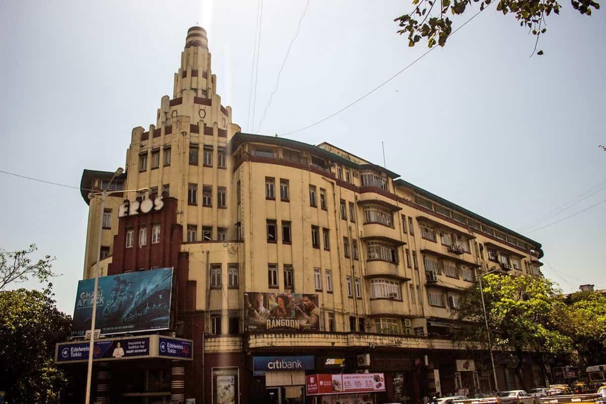 Eros Cinema in Mumbai