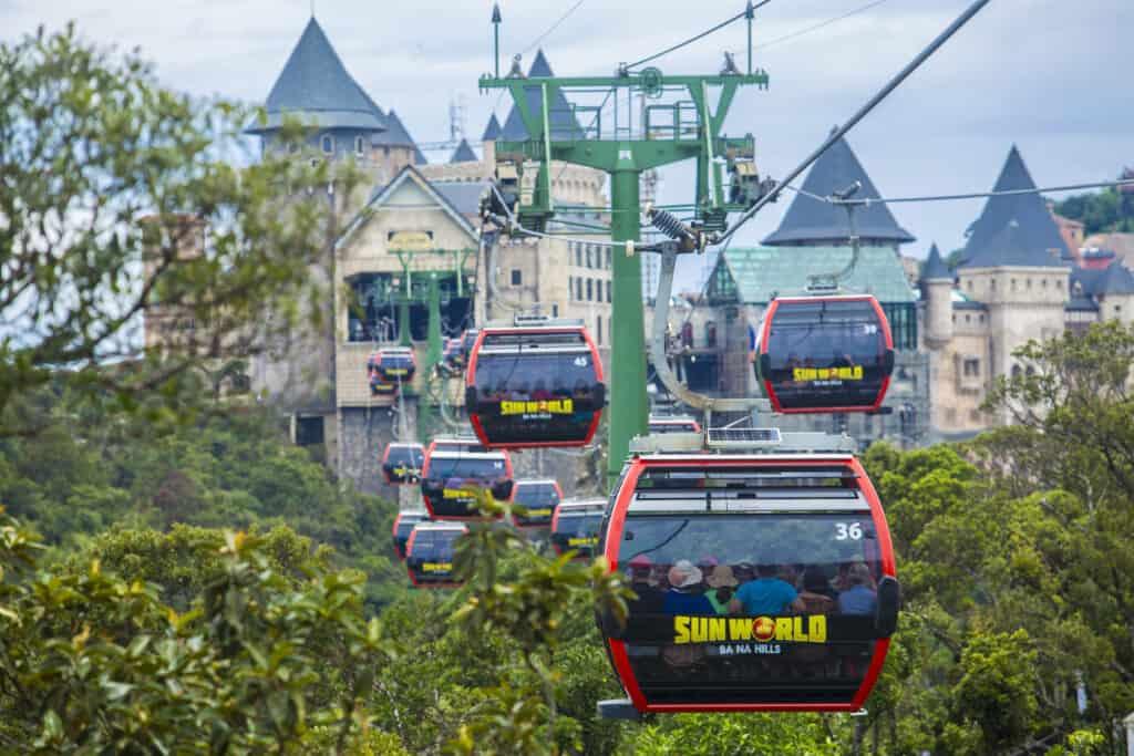 SunWorld Ba Na Hills Cable Car