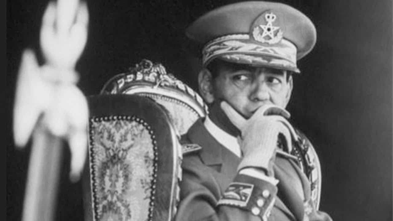King Hasan II