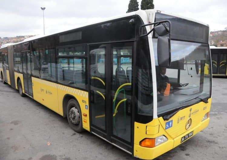 İETT Buses