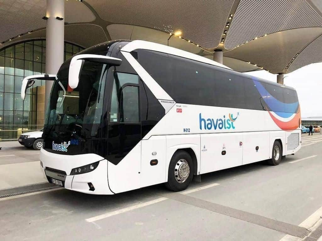Havaist Buses