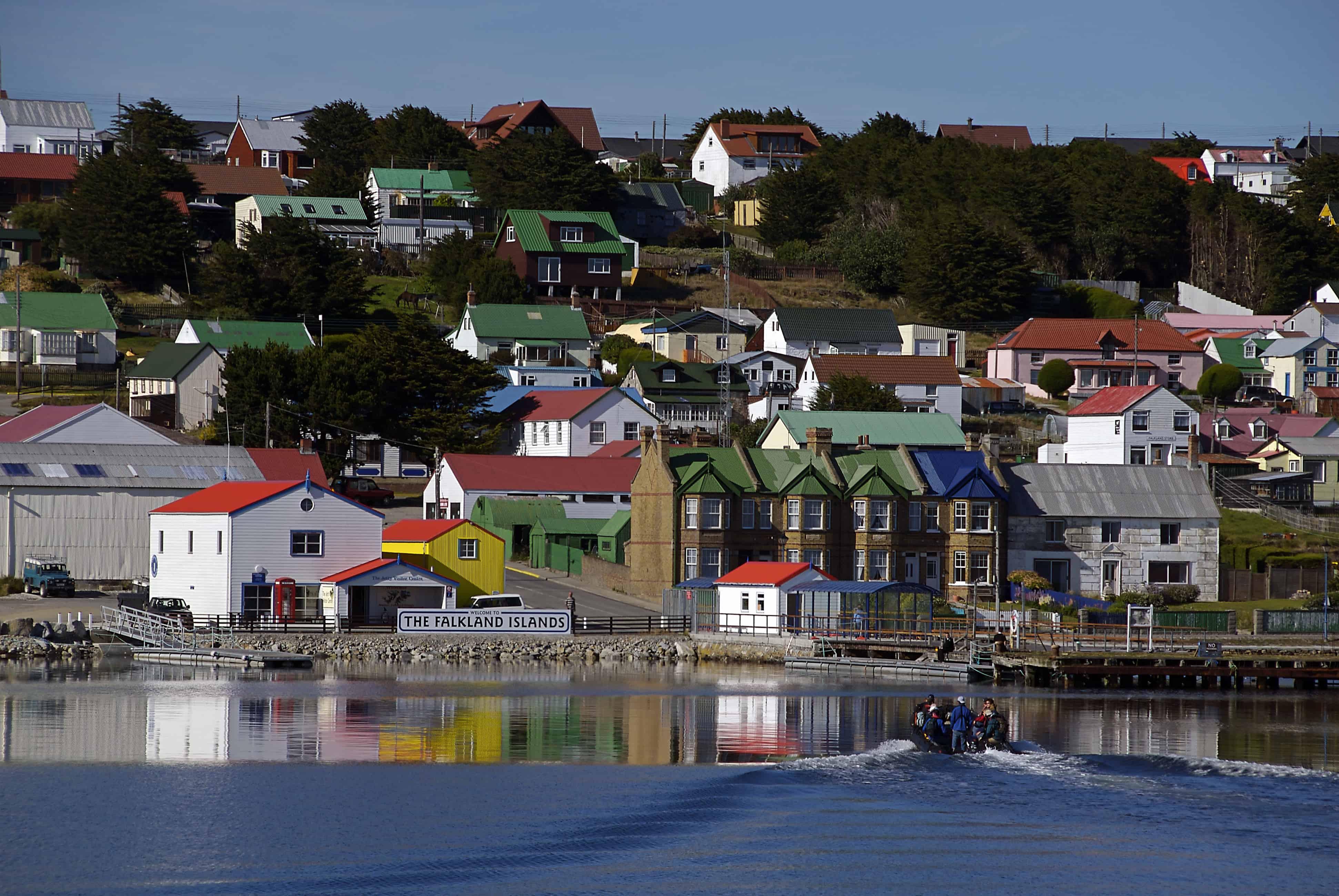 Stanley Falkland Islands