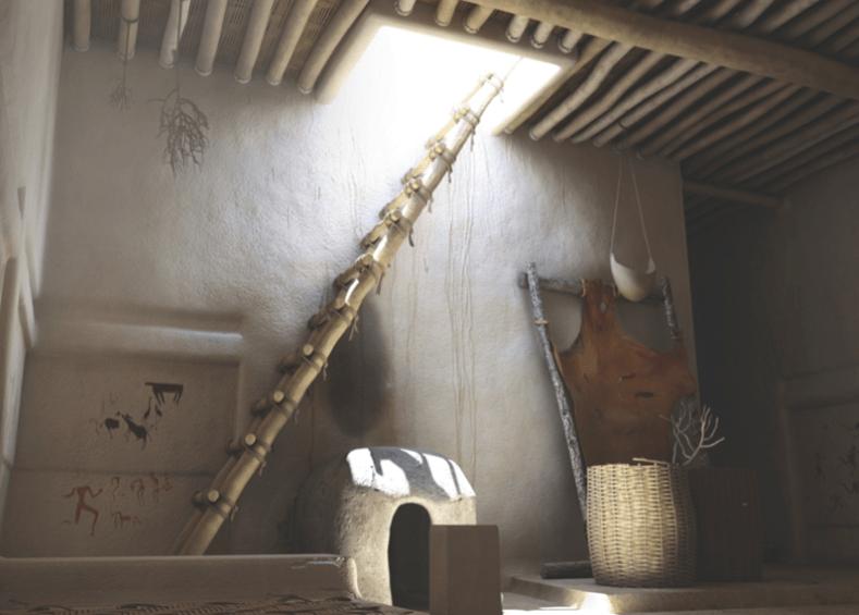 Çatalhöyük House Model