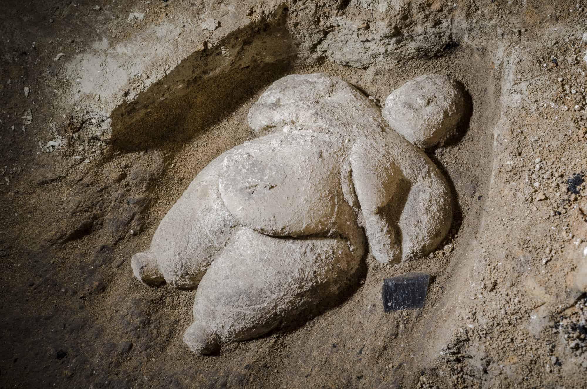 Obese Goddesses of Çatalhöyük