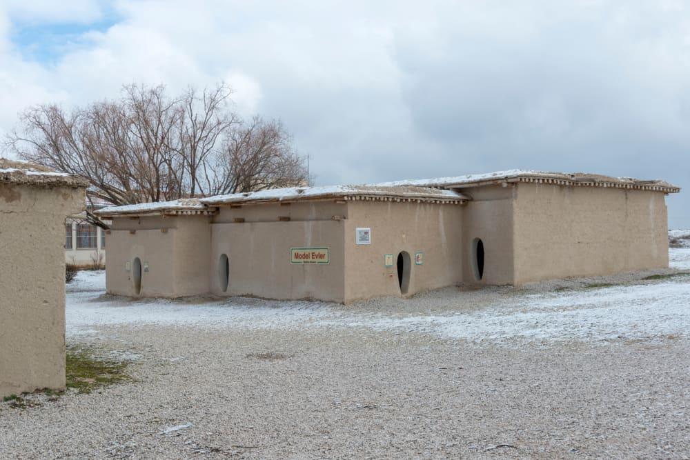 Çatalhöyük example house
