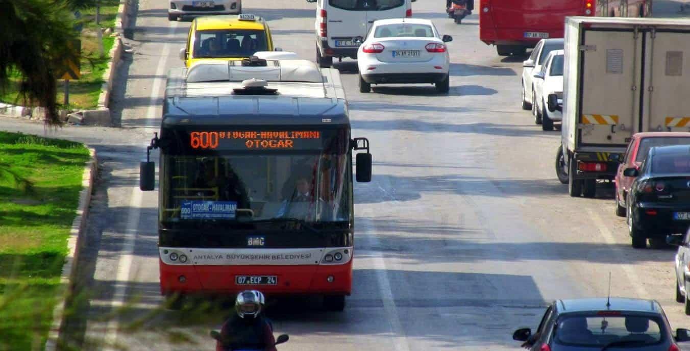 Antalya Airport Bus