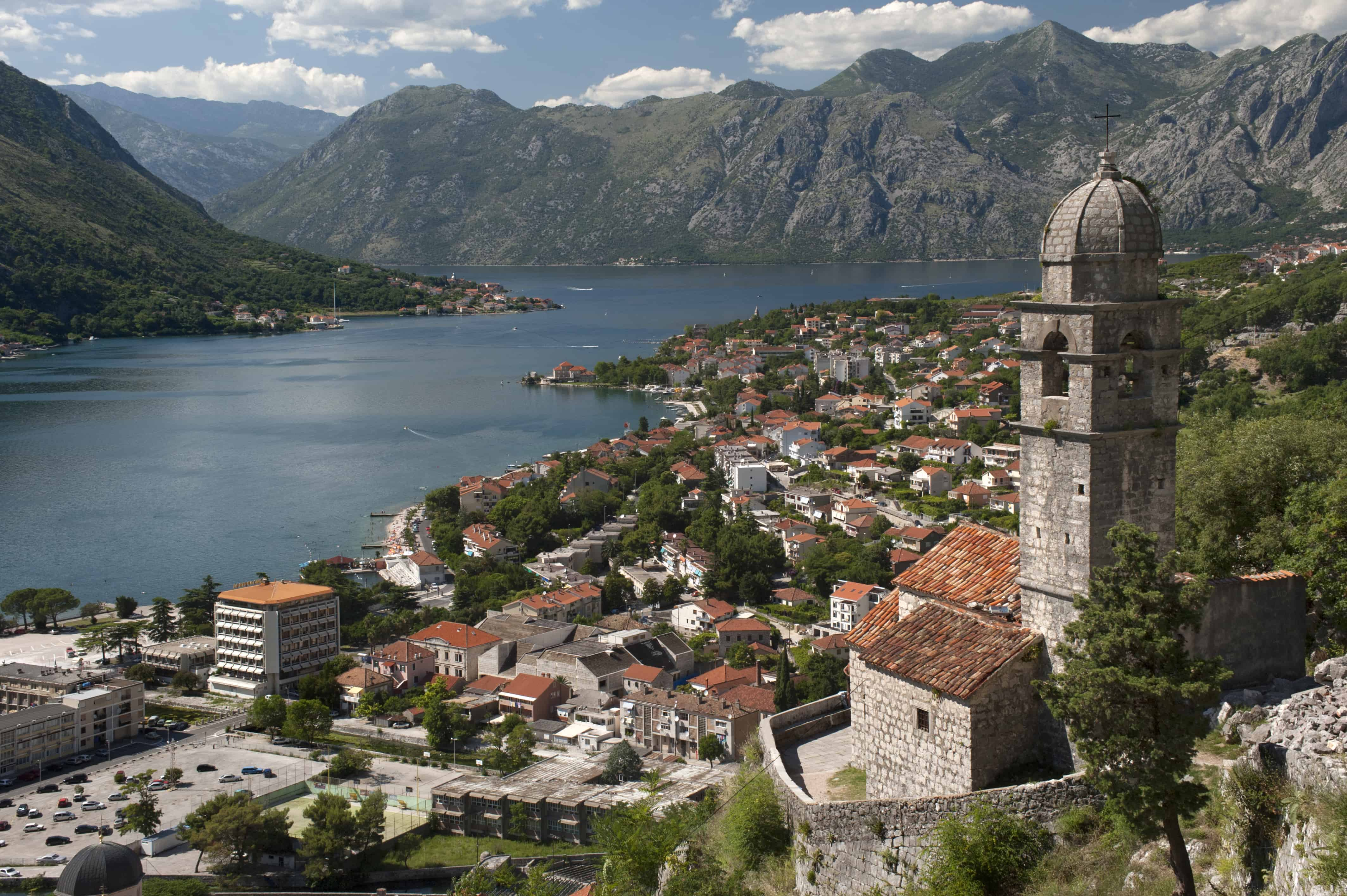 Lady of Remedy Chruch of Kotor Old Town