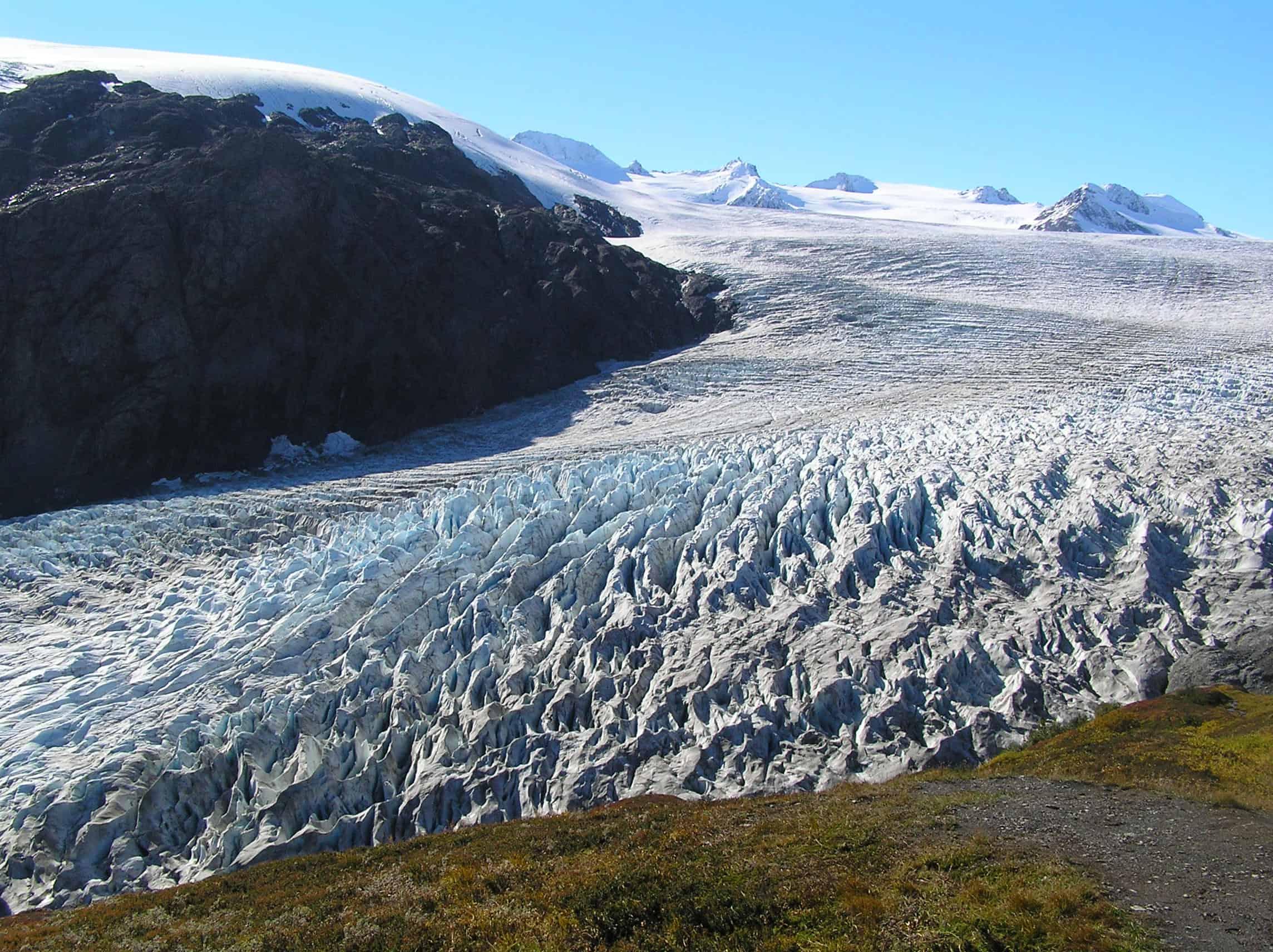 Exit Glacier Kenai Fjords National Park