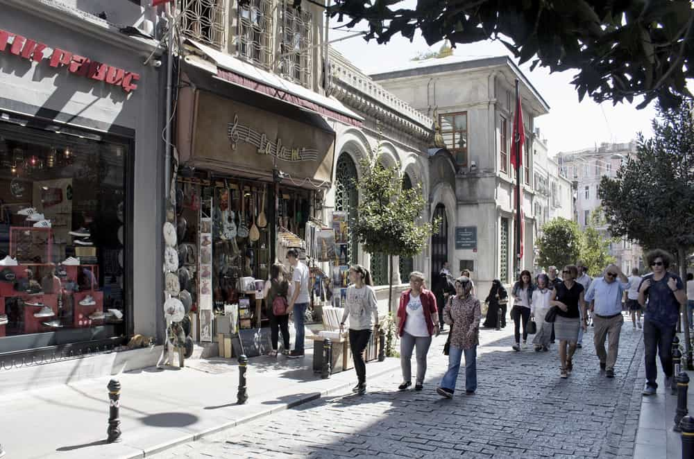Streets of Galata