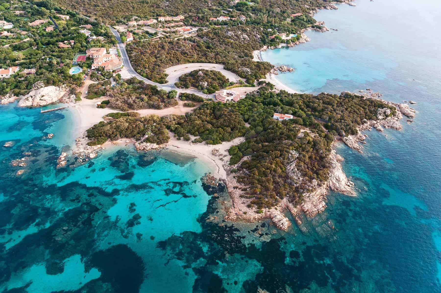 Costa Smeralda beaches