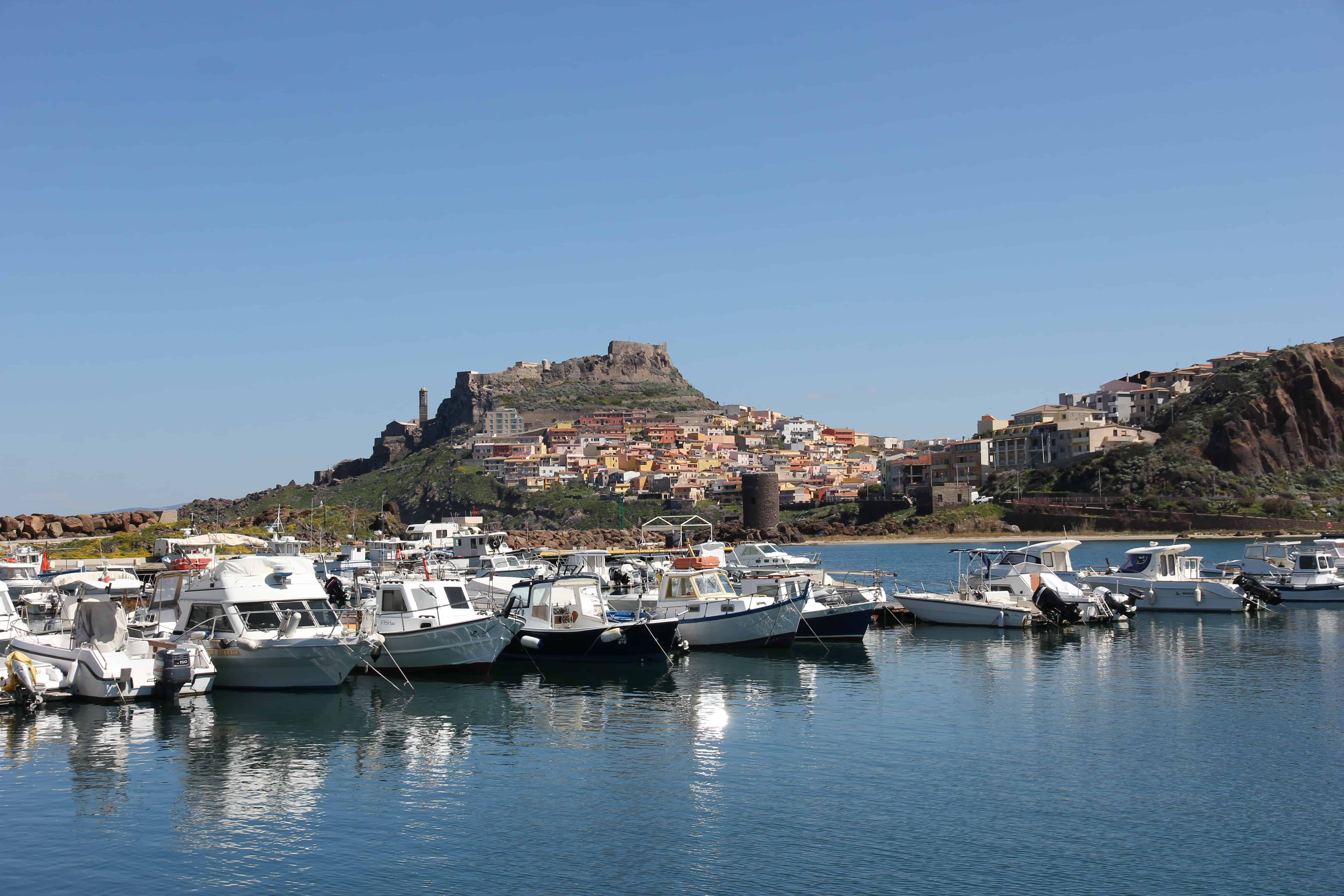 Castelsardo Town and Castle
