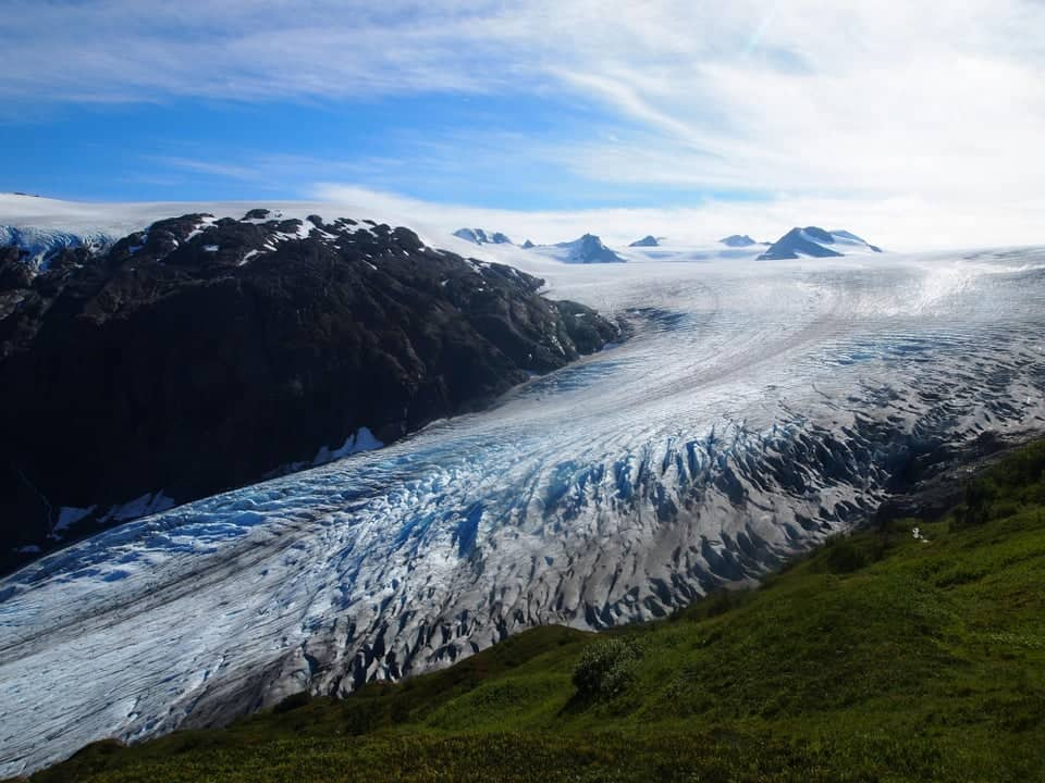 Exit Glacier Area Kenai Fjords National Park