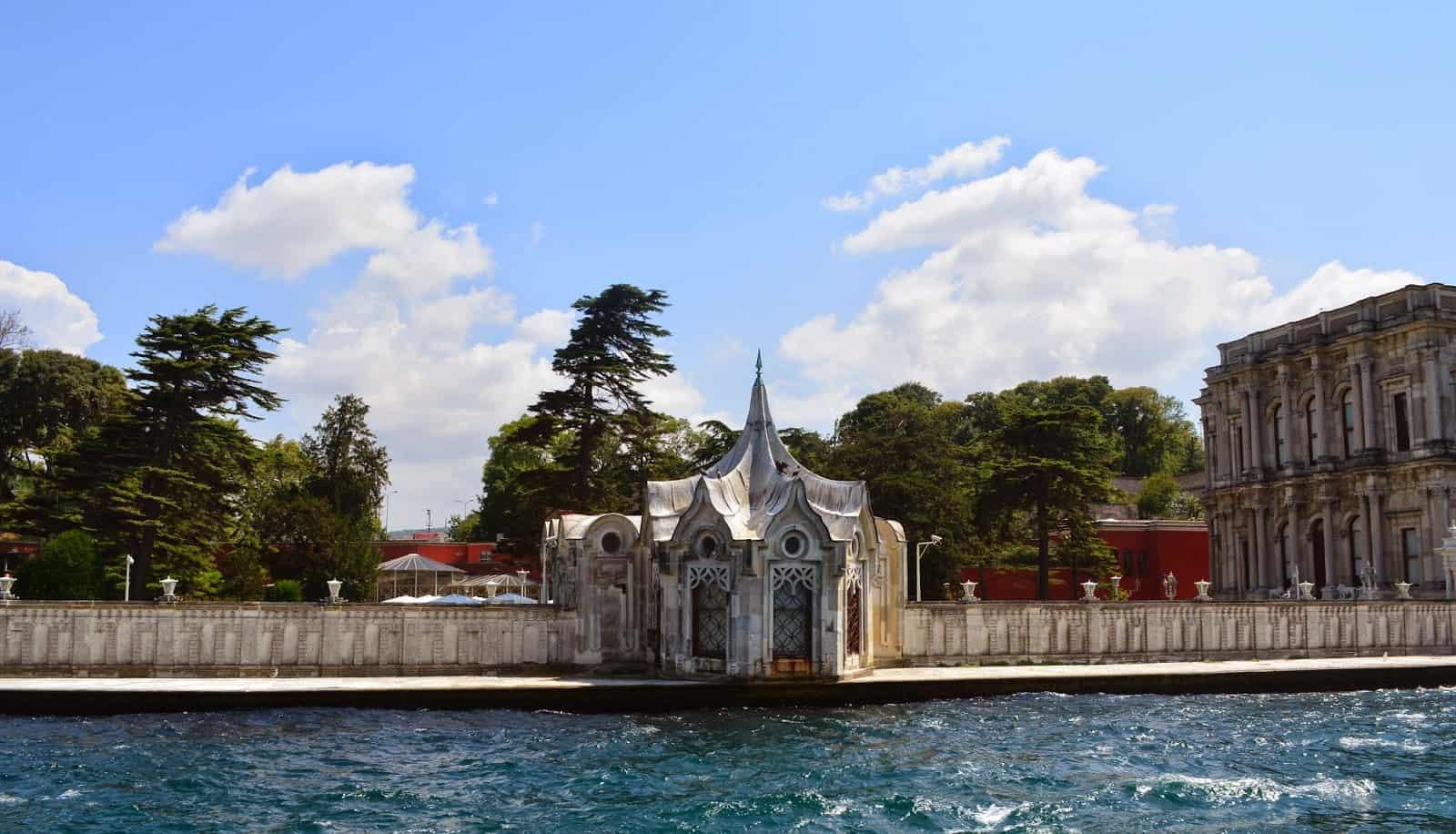 Marine Pavillions of the Beylerbeyi Palace