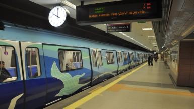 Kadikoy - Kartal Metro Line