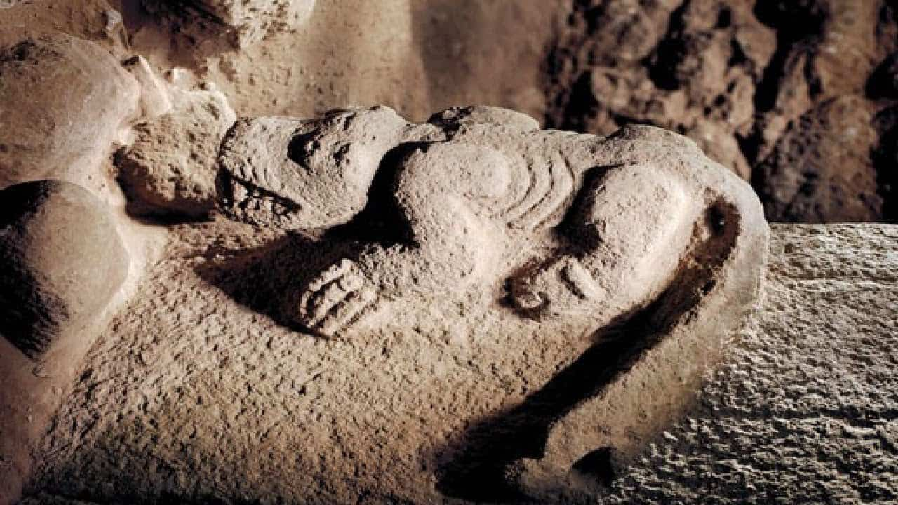 Gobeklitepe animal figures