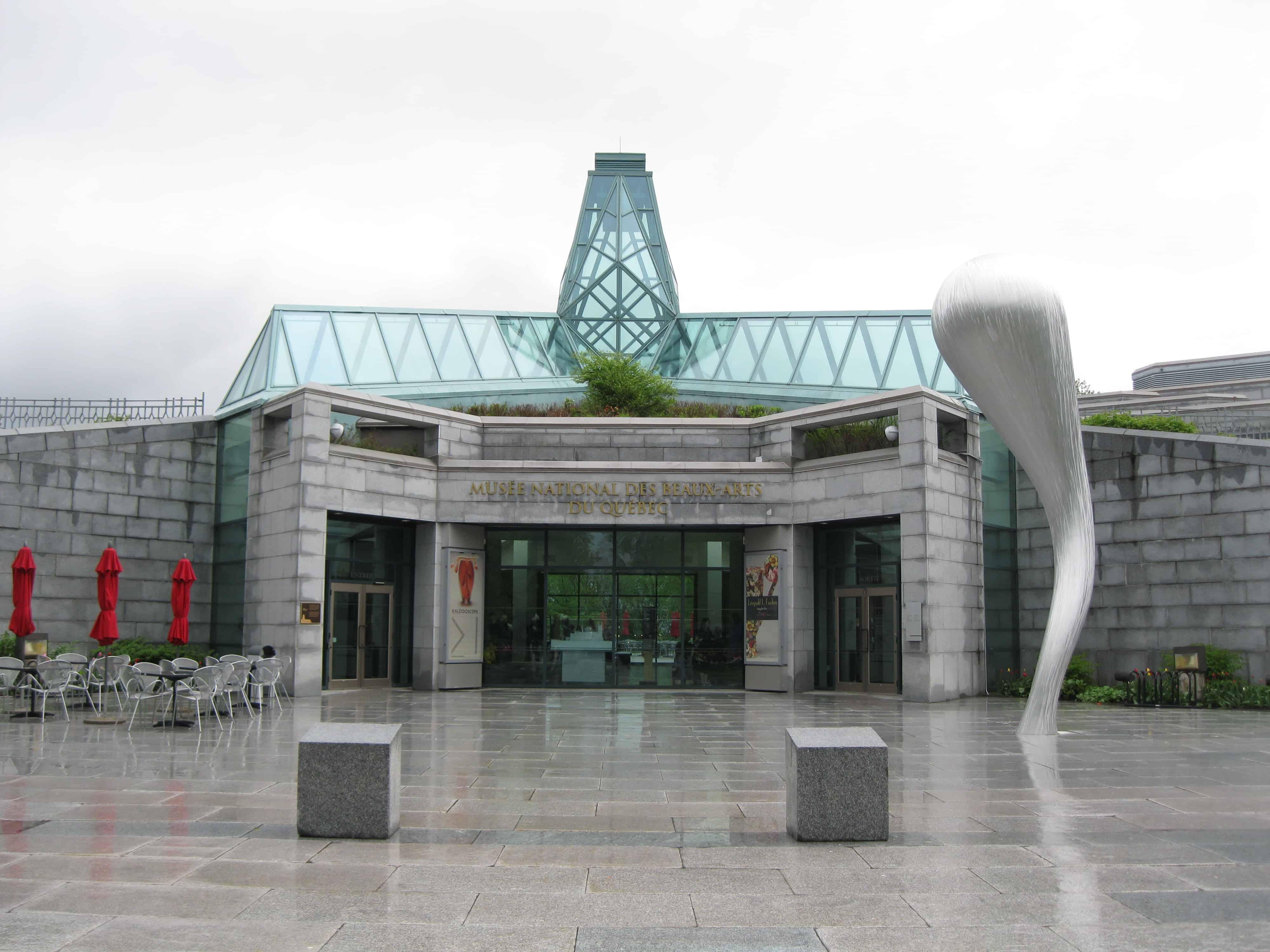 Pavillion of the Musée National des beaux arts du Québec
