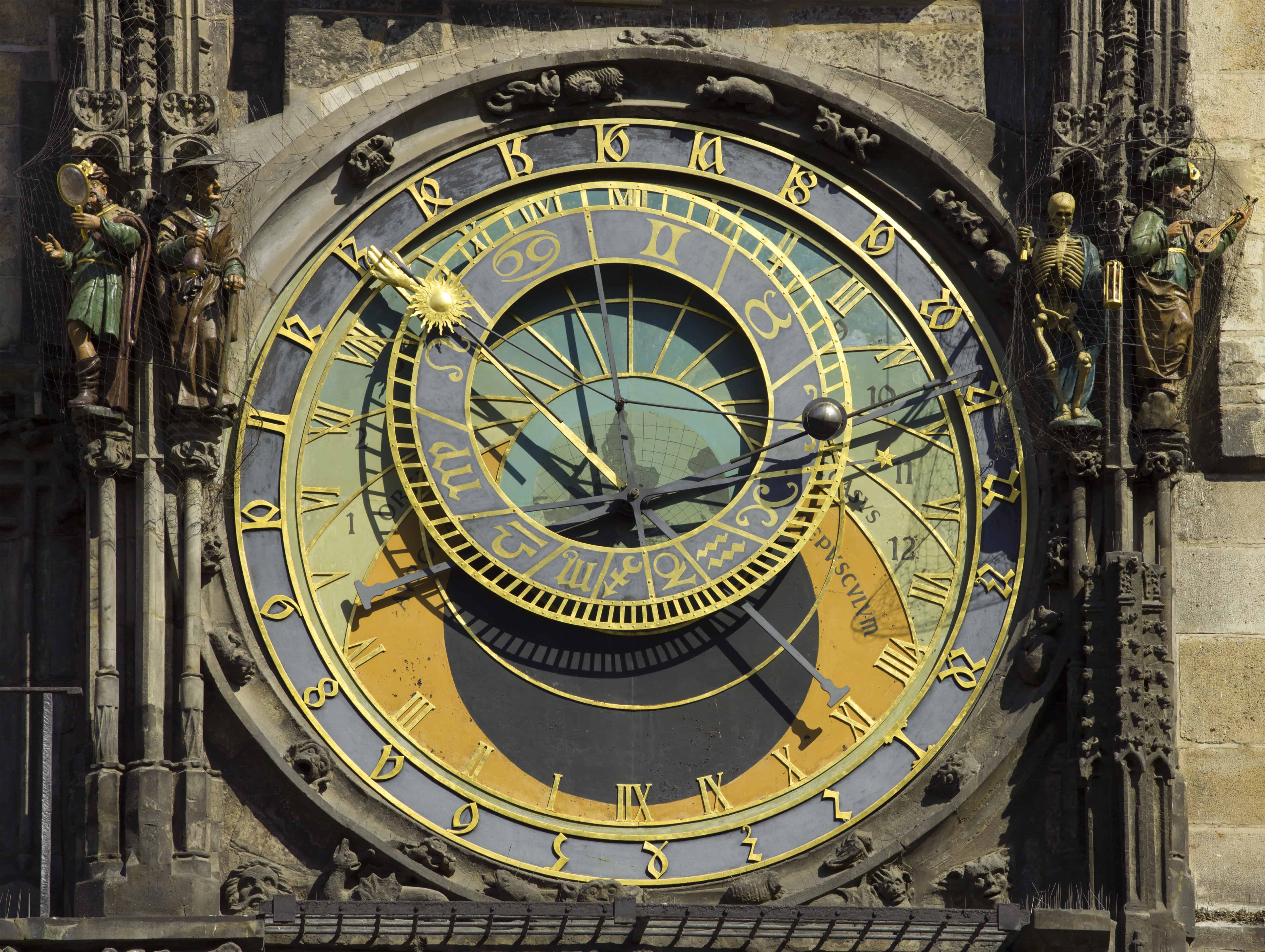 Astronomical Clock in Old Town Square