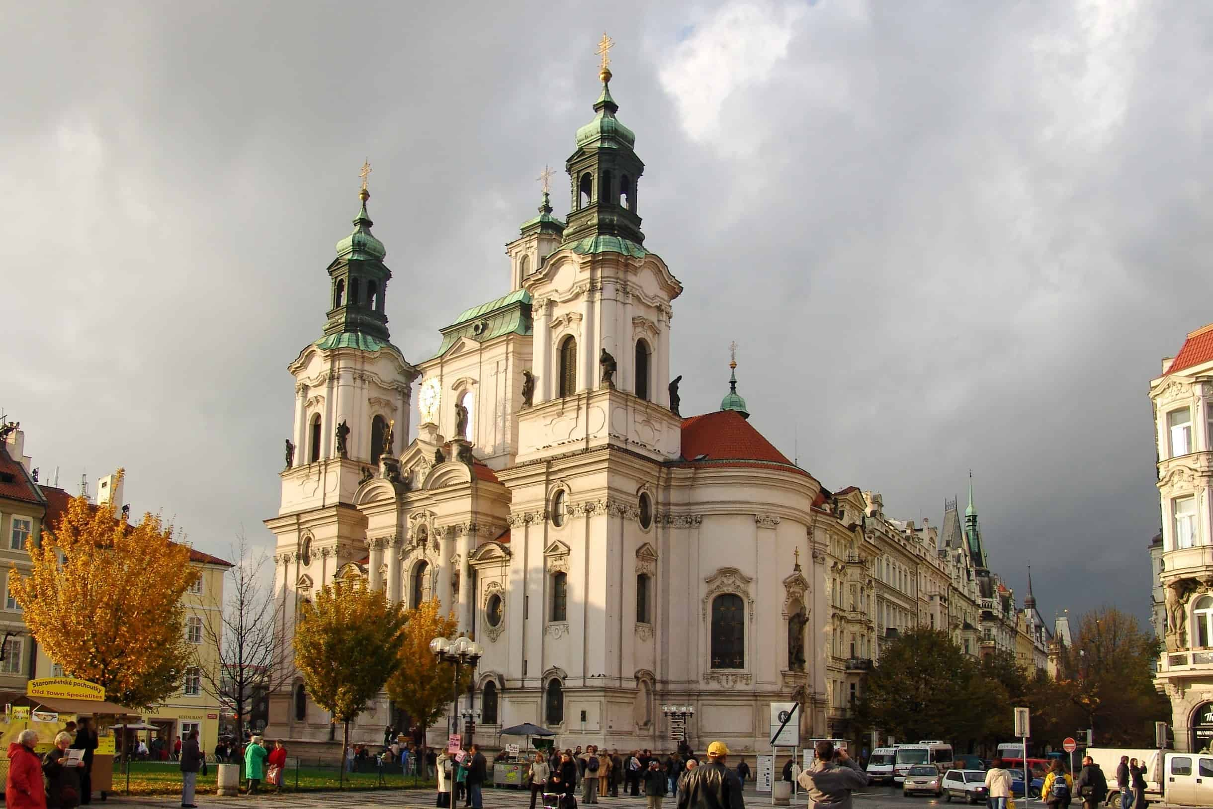 St. Nicholas Church (Staré Město)