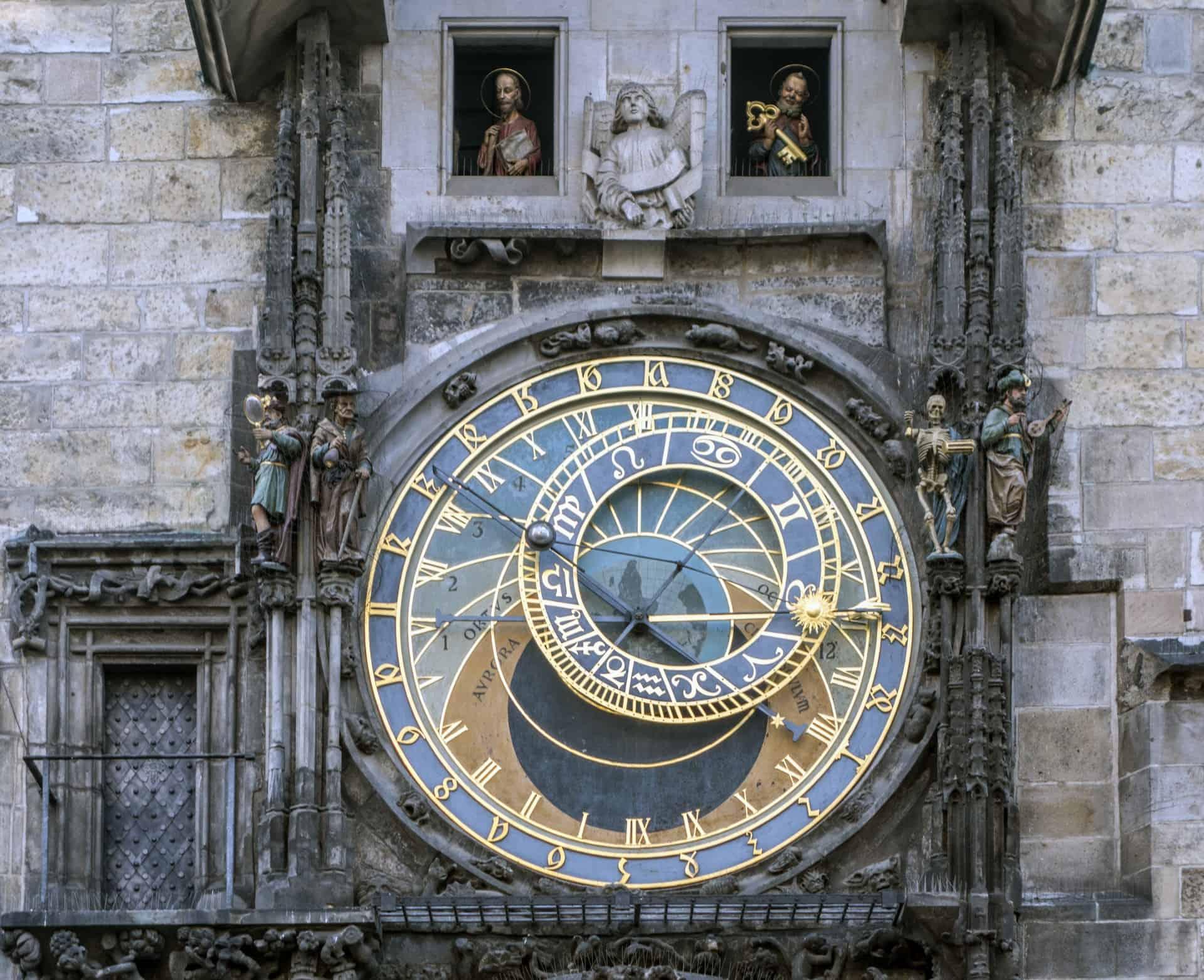 Astronomical Clock of Prague