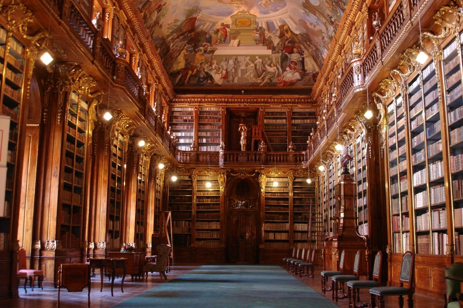 Inside of Philosophical Hall is wonderful!