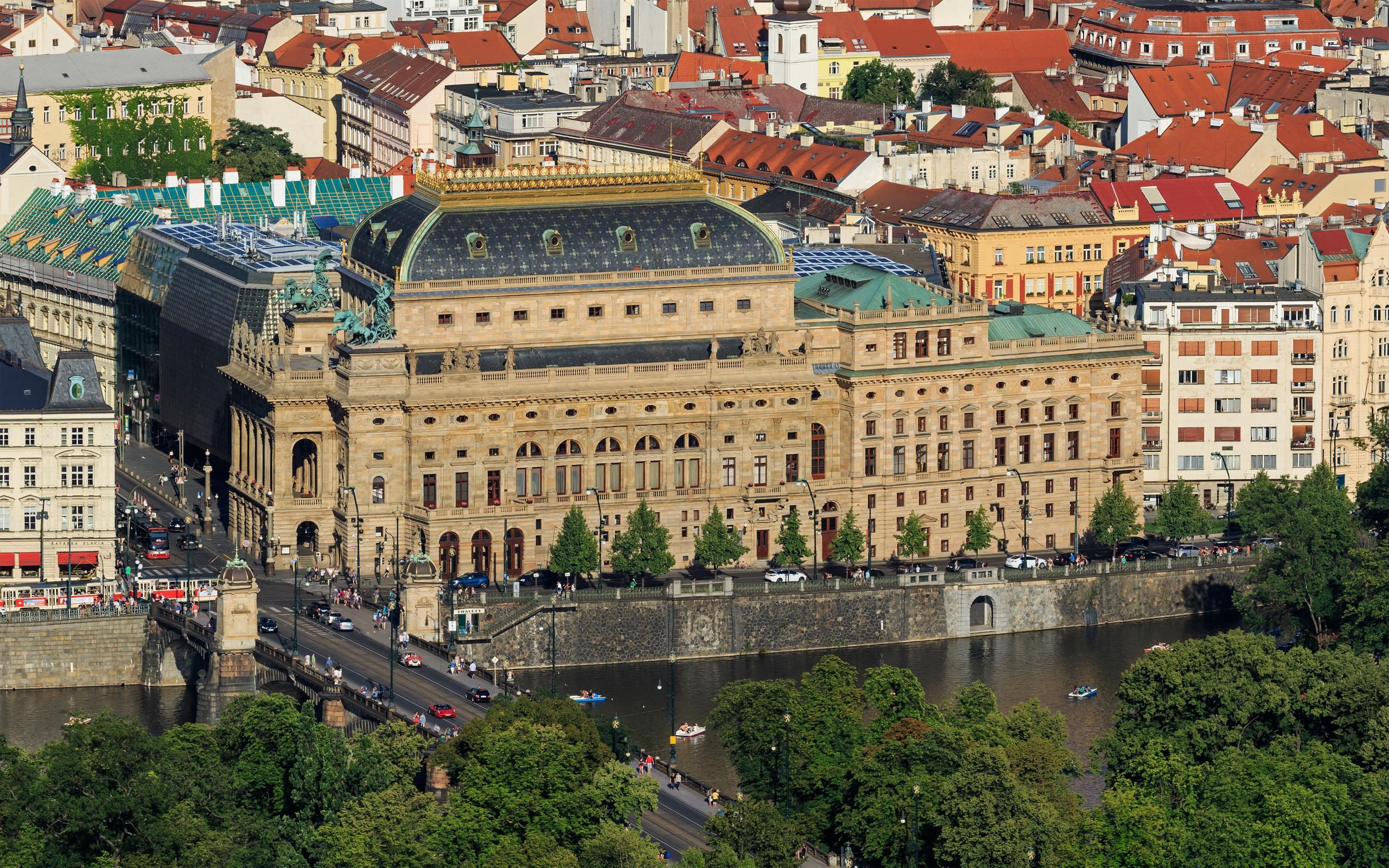 National Theatre Prague (Národní Divadlo)