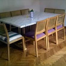 Nuevo-mesa-de-comedor-de-marmol