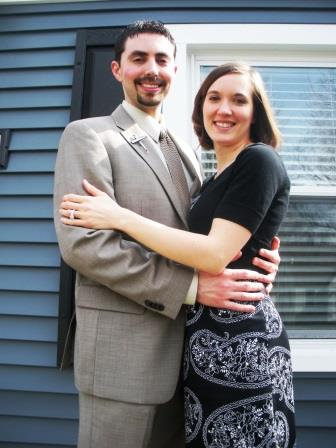Nick and Kate Storey Weddeo