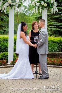how to choose a wedding officiant, Boat Town Weddings, Tricia Stehle, wedding ceremony, wedding planning, Weddeo, DIY wedding video, wedding videography