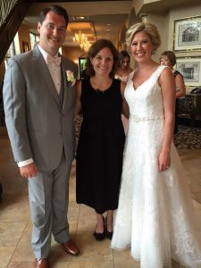 how to choose a wedding officiant, Boat Town Weddings, Tricia Stehle, wedding ceremony, wedding planning, wedding officiant, Weddeo, DIY wedding video