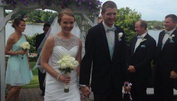 Weddeo wedding video, affordable wedding video, Michigan wedding video, Michigan wedding videography