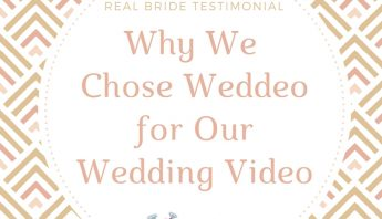 Weddeo, wedding video alternatives, DIY wedding video, affordable wedding video