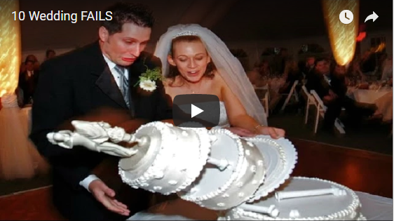 Funniest Wedding Videos!